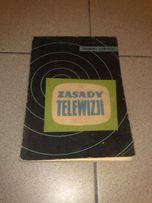 Zasady Telewizji,autor Andrzej Sowiński, Wyd. Komunikacyjne W-wa 1960r