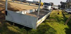 + - 7.5 mt dropside body for sale still in good condition.