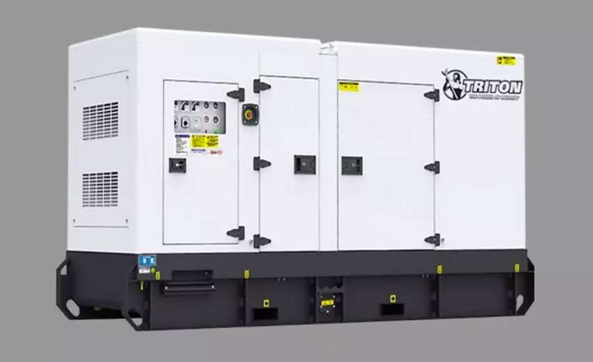 Newest 200KVA Sound Proof Diesel Generator 0