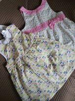 Dwie NOWE sukienki roz. 80/86