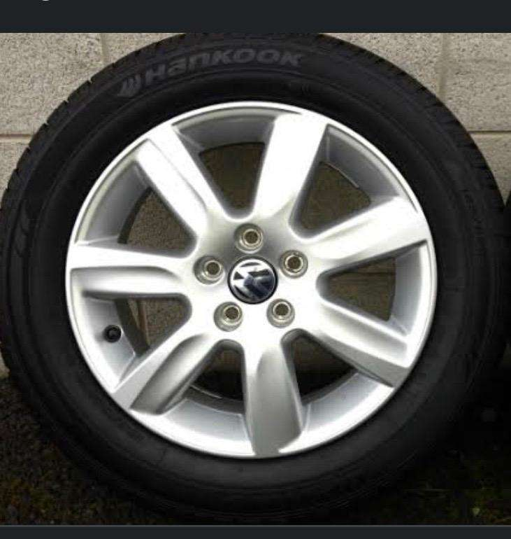 Set of 15inch polo Rims 0