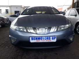 2007 Honda Civic 1.8IVTEC