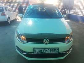 2016 VW POLO TSI 1.2 HIGHLINE MANUAL