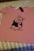 Женский Трикотажный комплект: шорты и футболка