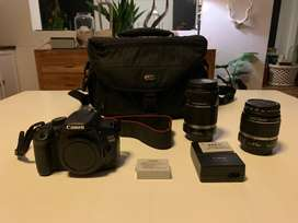 Canon 550D Twin Bundle
