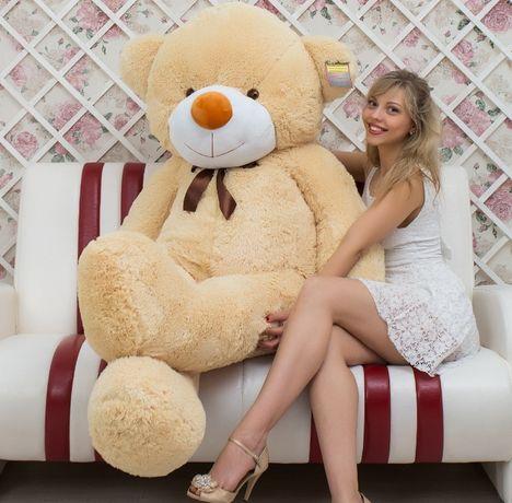 Акция! Купить Большого Плюшевого Мишку Медведя. Мягкие игрушки. ЖМИ! Виноградов - изображение 2