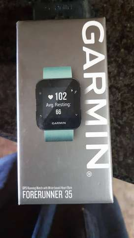 Selling my Garmin Frorunner 35