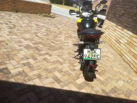 Selling Kawasaki 2015/2016 Versys. One owner. Full service history.