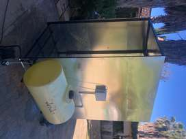 Sanitizing tunnel for sale brand new