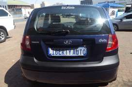 2008 #Hyundai #Getz 1.4 #HighSpecs #Hatch 81,000km Manual LIBERTY AUTO