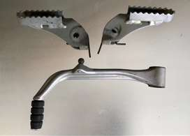 BMW R 1100 GS FOOTPEGS AND BRAKE  / GEARPEDAL