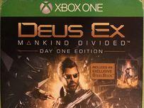 Gra XBOX One Deus Ex