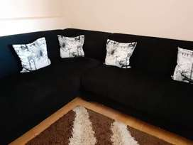 Full corner couch for sale.. 1 year old