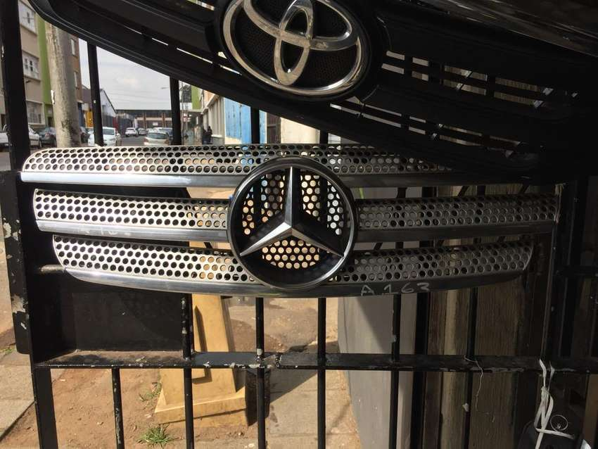 Mercedes Audi bmw golf grill and lights 0