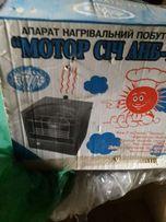 Автономный обогреватель печка на жидком топливе