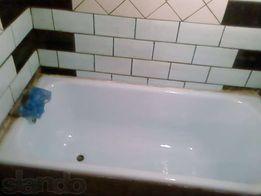 Реставрация ванн финской эмалью