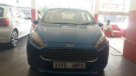 Ford Fiesta 1.0 Ecoboost Manual
