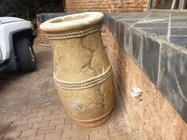 Pots, fountain for sale