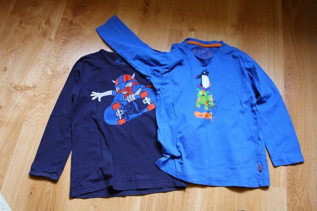 Chłopięce koszulki 5-6 lat długi rękaw Czeladź - image 1