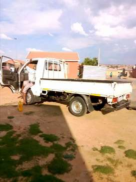 BAKKIE FOR HIRE IN TEMBISA AT AFFORDABLE PRICE