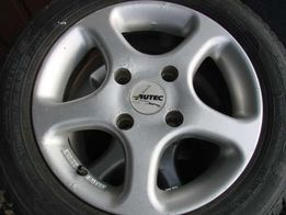 "Felgi 14"" Hyundai Lantra aluminiowe"