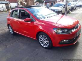 Volkswagen Polo 1.2 TSI Manual Transmission