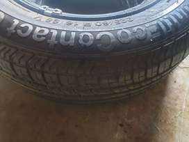 225/60r16 98 v continental tyre