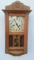 HAC (JUNGHANS) Немецкие Старинные Антикварные Настенные Часы