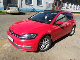 2018 VW Golf 7 Auto Tsi for sale