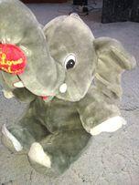 Maskotka słonik 30 cm