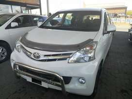 Toyota Avanza 1.5 Sx Manual 7seater