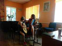 Гітара від 7 до 99. Уроки. Гитара.