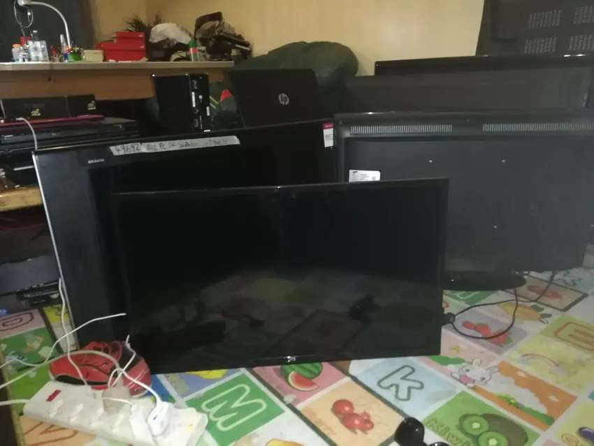 All  TV brands I repair, buy and sell 0