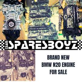 BRAND NEW BMW N20 ENGINE FOR SALE