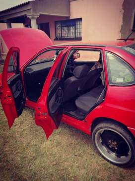 Selling my 1996 Polo Classic for R35 000 still in good condition