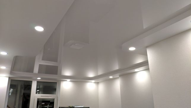 !Натяжные потолки! Премиум качество!!! Цена от 140 грн за м2 полотна