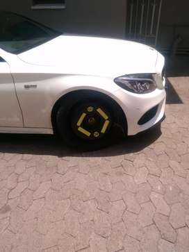 C43 Brand New 19 inch Space Saver Spare Wheel