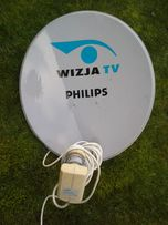 Antena satelitarna - talerz