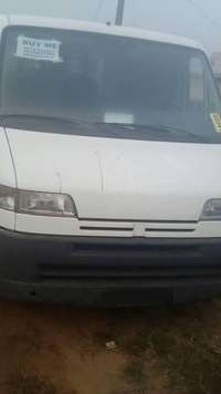 Peugeot Boxer, Holland used, clean 0