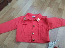 Курточки для девочки 2-3 года