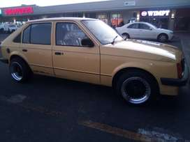 Opel Kadette to swop for a small bakkie or station wagon