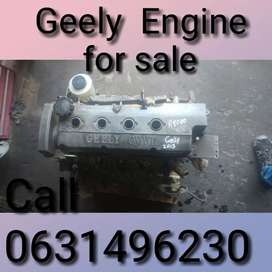 Geely 1.5 engine R8000