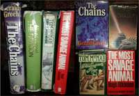 4 x Fiction Books - Assorted 0