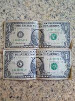 1 доллар 1995 г.