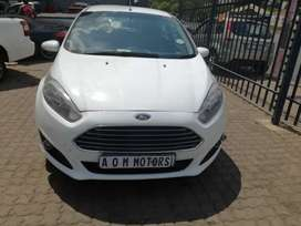 2015 Ford Fiesta 1.0 EcoBoost Automatic transmission