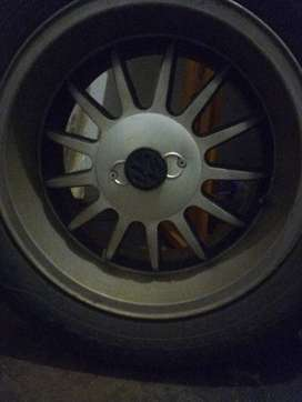 Old Volkswagen Rims