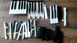 Klawisze keyboard syntezator