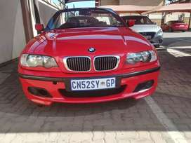 Bmw 330ci 6 speed