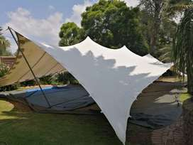 Second Hand Tents 13x10m White