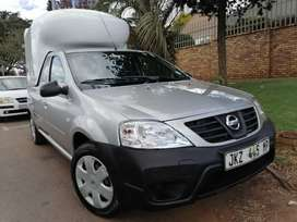 Silver Nissan NP 200 engine capacity 1.6